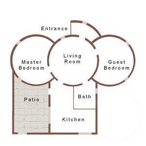 Beehive Floorplan