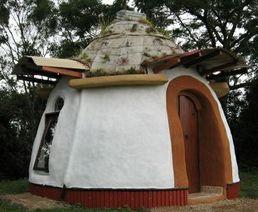 Permaforest Trust dome