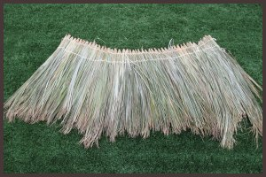 Fijian thatch panels from www.bambooandtikis.com