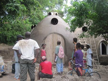 Konbit Shelter in Haiti