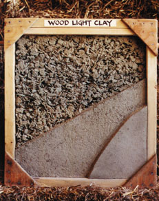 Woodchip/Light Clay