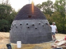 Domehouse by Elevated Earth Technologies