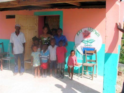 Kay Lespwa in Haiti