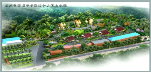 Earthbag Eco-village in Beijing