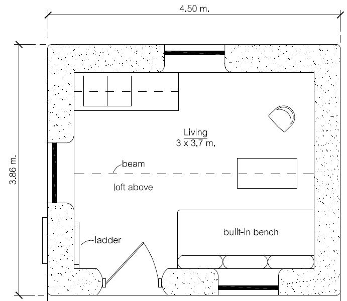 300 earthbag house earthbag house plans for Earthbag house plans free