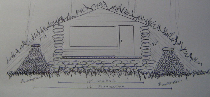 The Earth Sheltered Solar Canadian Natural Building Blog