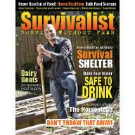 Survivalist Magazine, issue #3