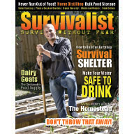 Survivalist Magazine, issue #3
