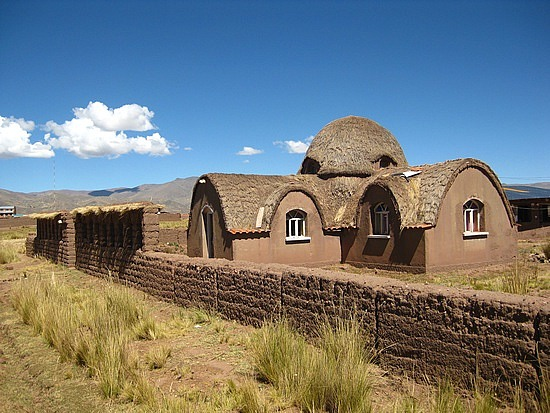 Beautiful houses natural building blog for Building an adobe house