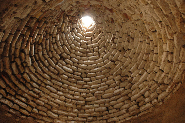 Earthen Beehive Houses Natural Building Blog