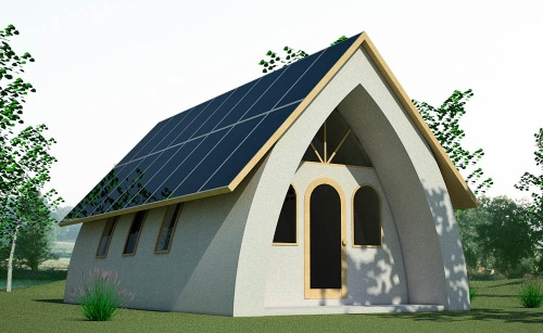 Mindfulness Project Insulated Solar Vaults