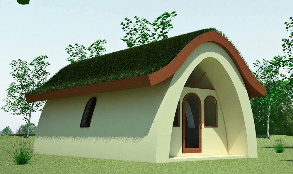 More Insulated Earthbag Vault Designs Natural Building Blog