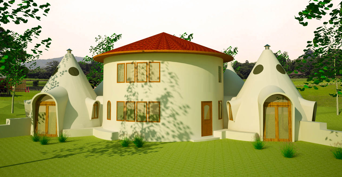 Top 10 Earthbag House Plans by Owen Geiger Natural Building Blog