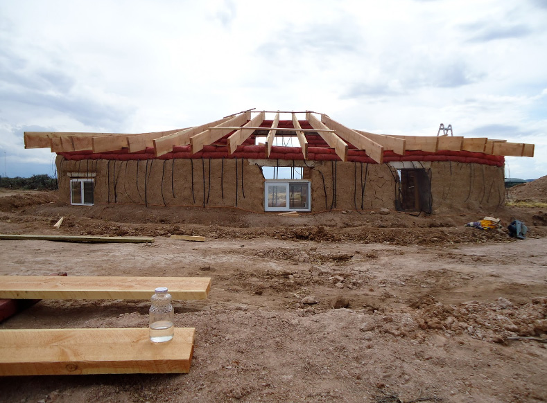 northern new mexico house update | natural building blog
