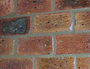 Salvage Brick Flooring