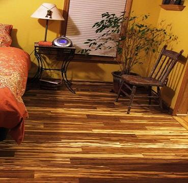Green flooring is not just bamboo