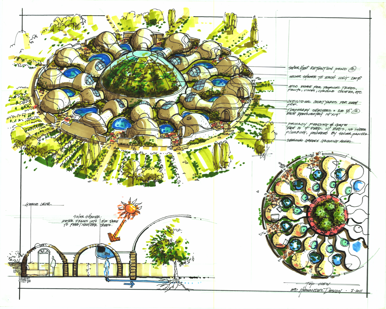 Earthbag Homes Plans One Community Earthbag Construction Natural Building Blog