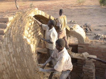Nubian Vaults In Africa Natural Building Blog