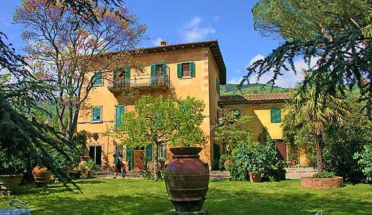 Tuscan style natural building blog for Tuscany houses