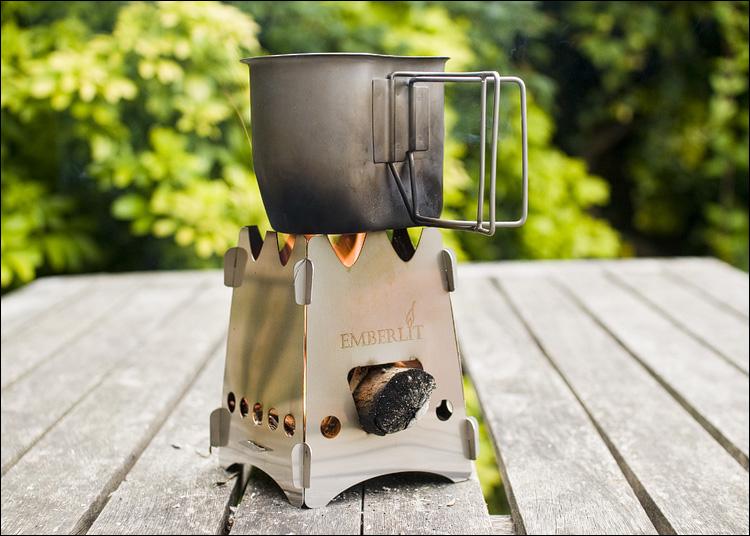 Small Stoves For Camping And Emergencies Natural Building Blog - Wood Burning Camping Stove WB Designs