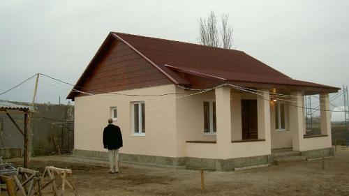 Vastu Sandbag House