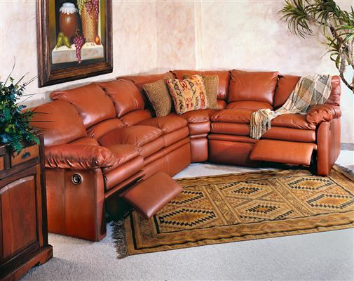 A Curved Sofa Like This Would Look Great In A Rounded Corner.