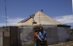 Casi Terminado School built by Escuela de Energia Solar in Mexico