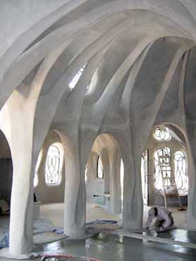 Flying Concrete Ferrocement Houses Natural Building Blog