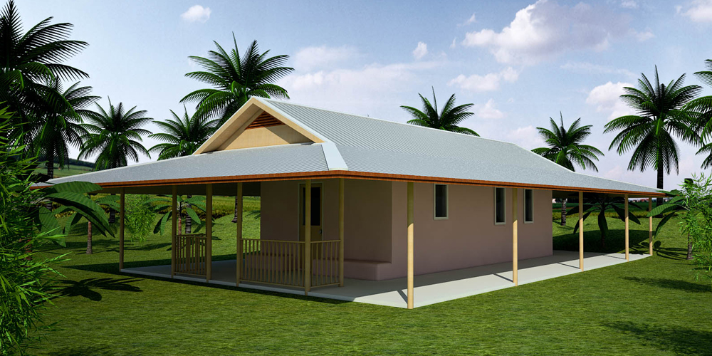 Green Earthbag House Plans