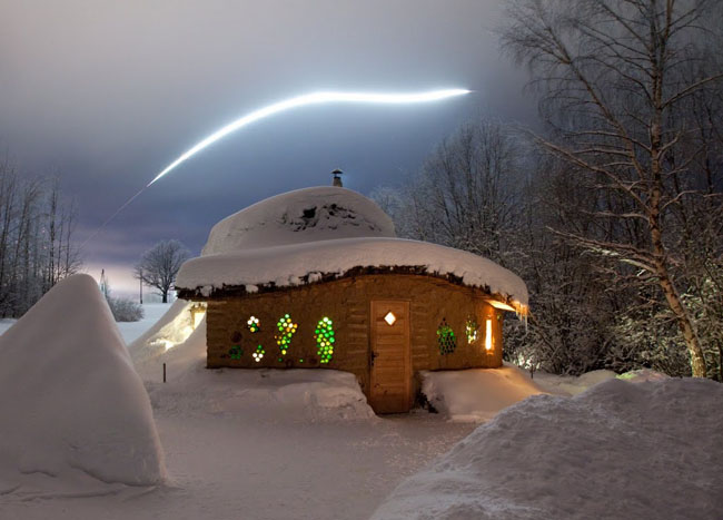 Tiny Earthbag Homes Natural Building Blog