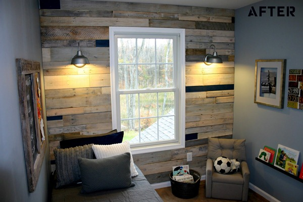 Recycled Wall Cladding Sample Projects Natural Building Blog