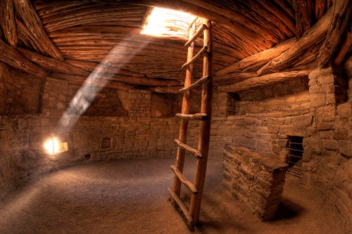 Anasazi ruins