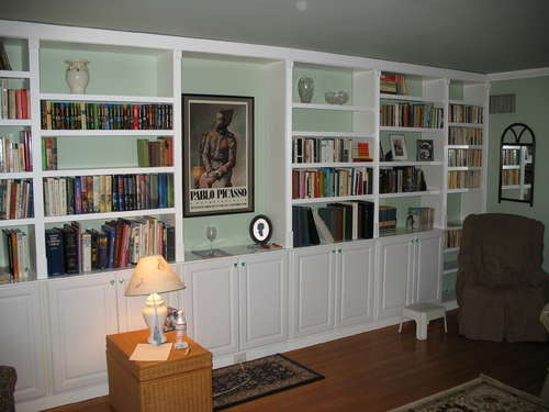 Do It Yourself Home Design: Custom Shelving Plans PDF Woodworking