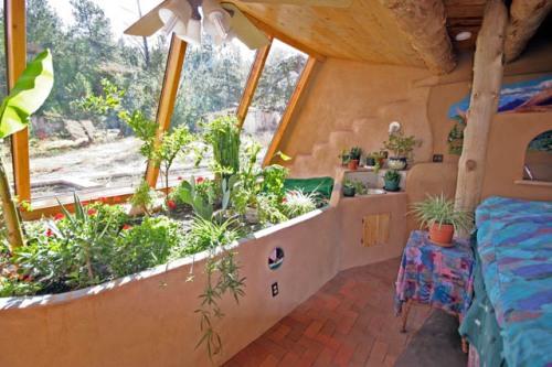 Grow space in master bedroom