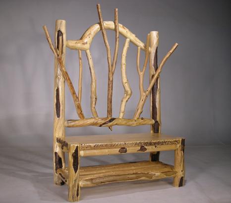 Diy Rustic Ranch Log Furniture Pdf Download Carport Garage