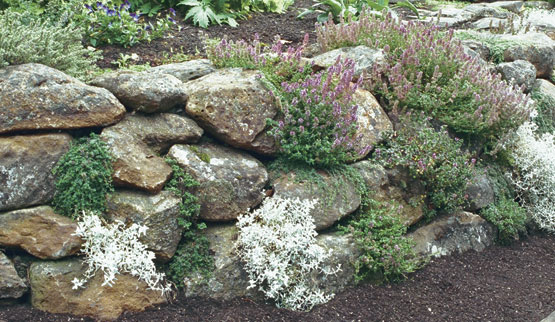 Dry Stacked Stone Walls Natural Building Blog