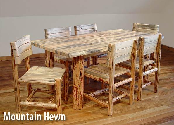 Rustic Dining Table Building Plans Building Pdf Plans