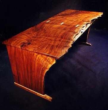 Slab Furniture Natural Building Blog