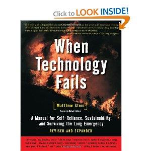 When Technology Fails by Matthew Stein