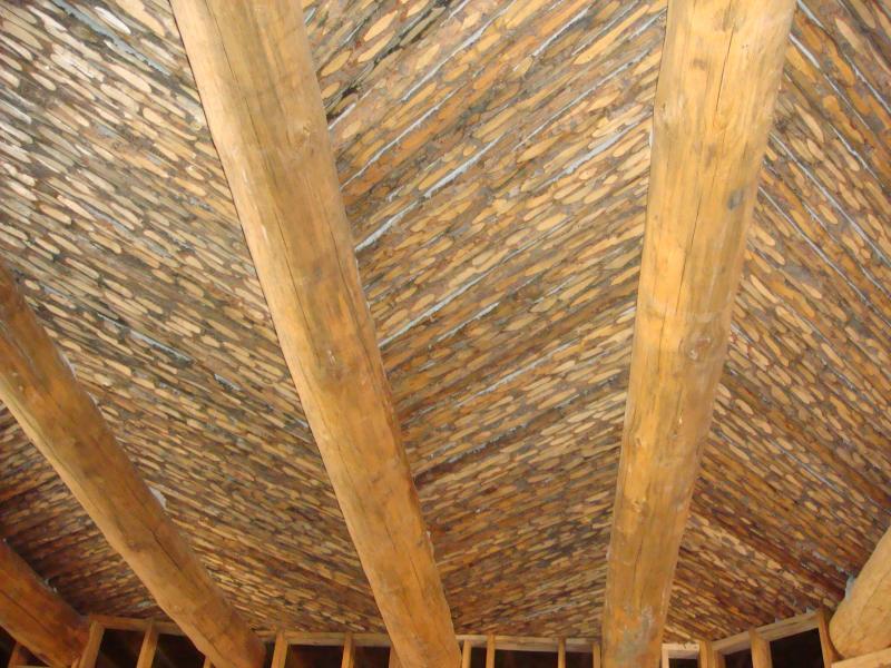Latilla Ceilings Natural Building Blog