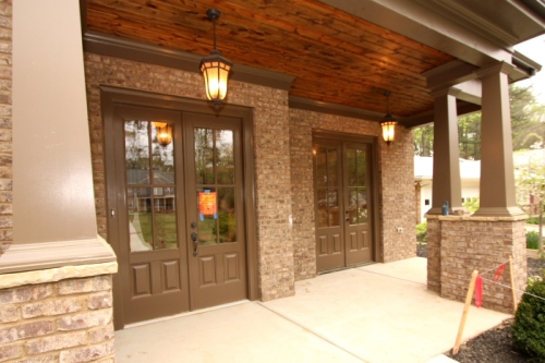 Universal design home entry